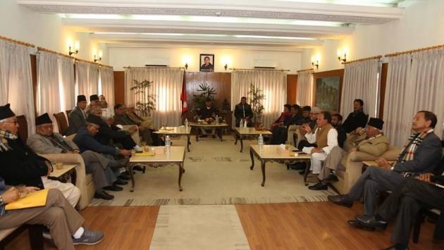 हारको समीक्षा बिनै सकियो कांग्रेस बैठक