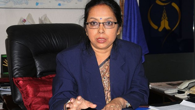 नेपाल टेलिकमकी प्रवन्ध निर्देशक कामिनी राजभण्डारी बर्खास्त