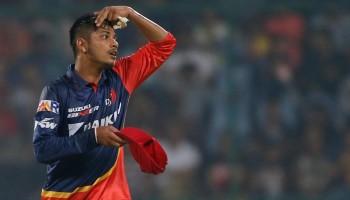सन्दीपले आईपीएल दिल्ली डेयरडेभिल्सबाटै खेल्ने