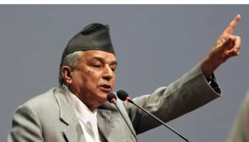 सरकारले विप्लव प्रतिबन्धबारे पुनर्विचार गर्नु पर्ने: रामचन्द्र पौडेल